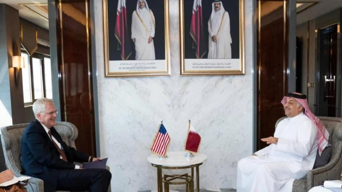 Katar ile ABD arasında askeri görüşme