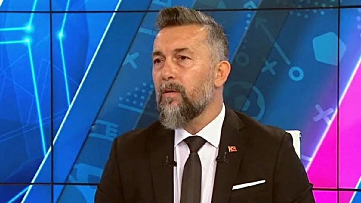 Serkan Reçber, Kasımpaşa'daki görevinden istifa ettiğini duyurdu