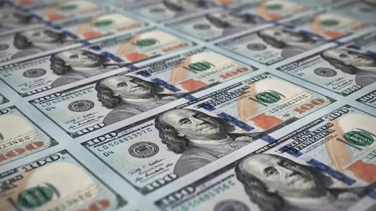 Merkez Bankası resmi rezerv varlıkları ekimde arttı: 84,5 milyar dolar oldu