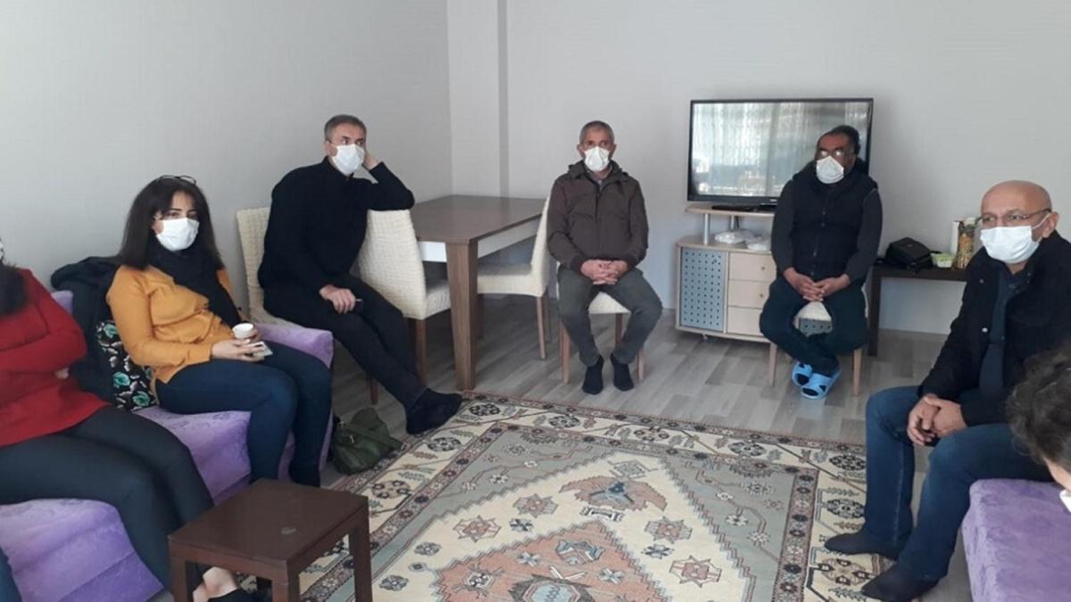 Teröristin taziyesine katılmışlardı: HDP'li Önlü ve 2 partili hakkında soruşturma