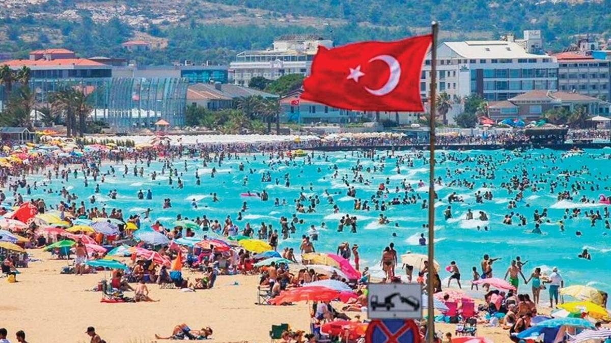 Toplum bağışıklığı dopingi! 'Türkiye aşıyla 2021'de 30 milyon turist bekliyor'