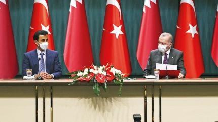'Türkiye'yi ileri bir noktaya taşıyacağız'