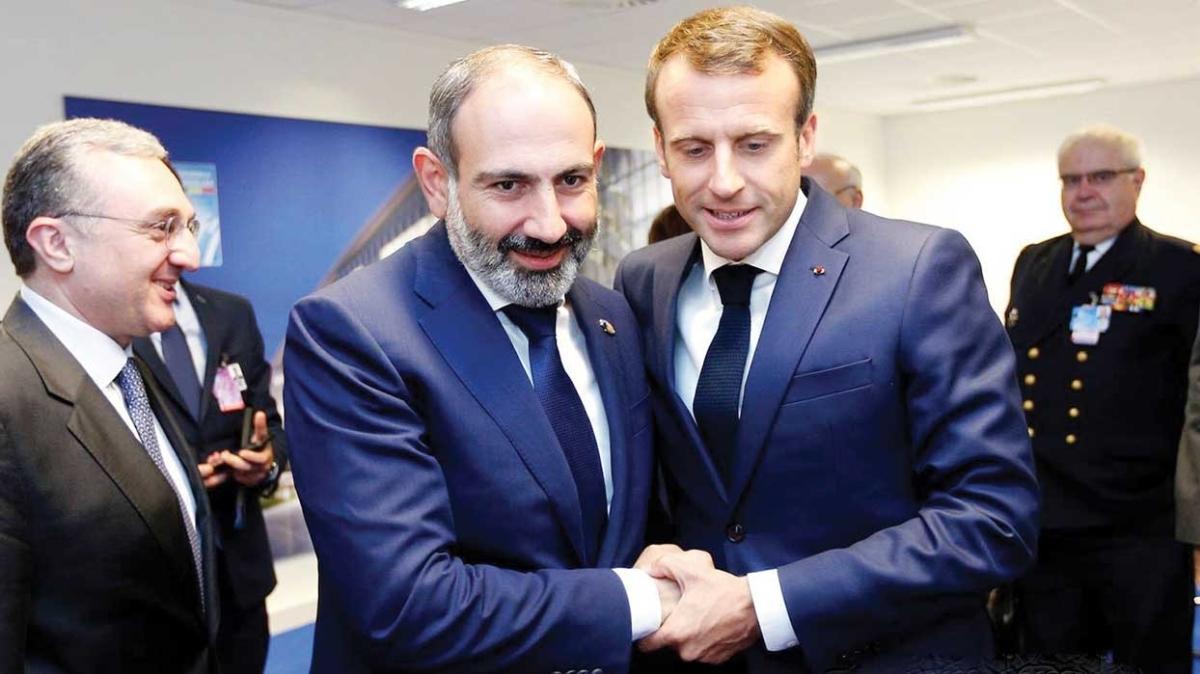 Azerbaycan'ın notası Paris'i endişelendirdi