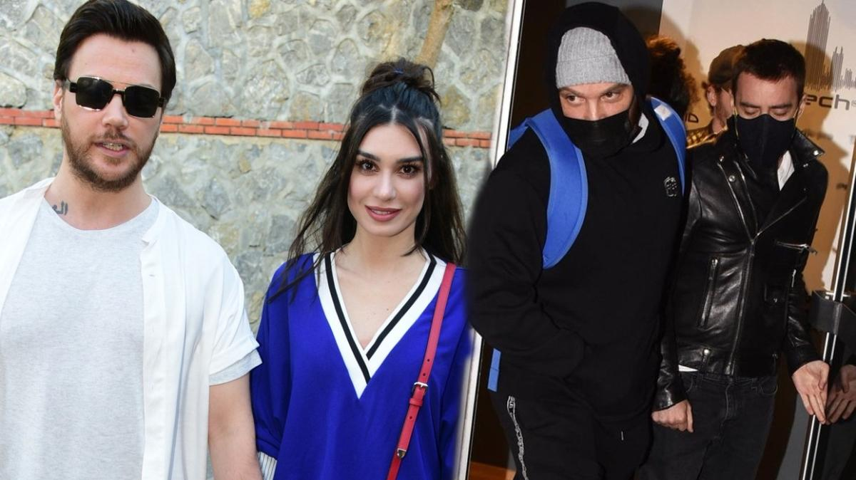 Burcu Kıratlı'dan ayrılan Sinan Akçıl yeni ilişki iddialarına sert çıktı!