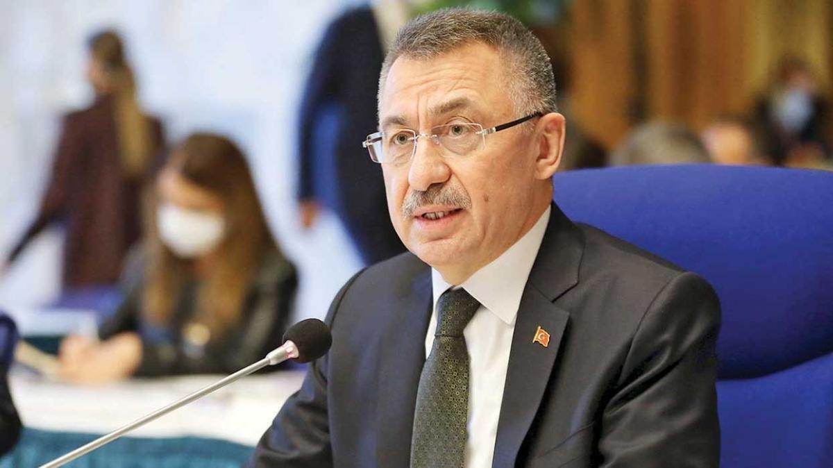 Cumhurbaşkanı Yardımcısı Fuat Oktay: Avrupa'nın 13. büyük dijital devleti olduk