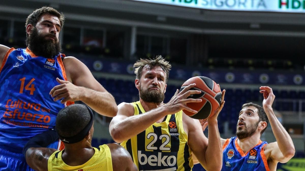 Fenerbahçe Beko, kazanmayı unuttu