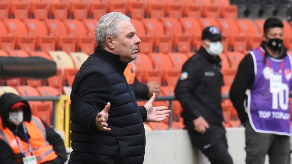 Gaziantep FK'den Marius Sumudica tepkisi: Rakip takımların hepsi hocamıza karşı