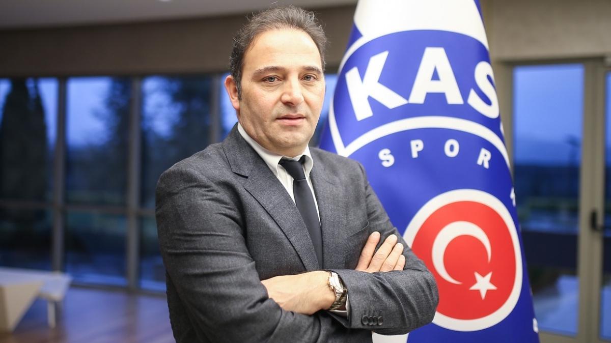 Kasımpaşa teknik direktörlük görevine Fuat Çapa'yı getirdi