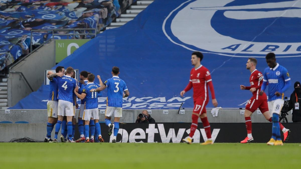 Liverpool, 90+3'te yıkıldı