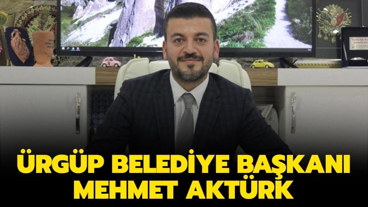 """Mehmet Aktürk kimdir"""" Ürgüp Belediye Başkanı Mehmet Aktürk kaç yaşında, nereli"""""""