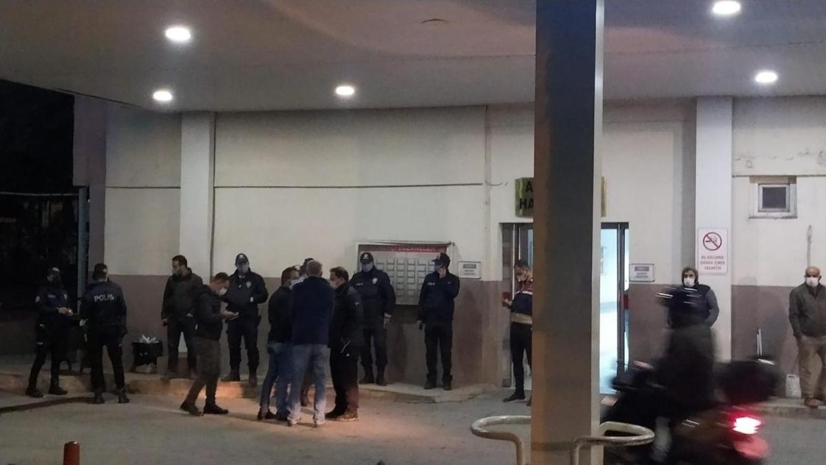 Mersin'de polis midibüsü devrildi: 1 şehidimiz var
