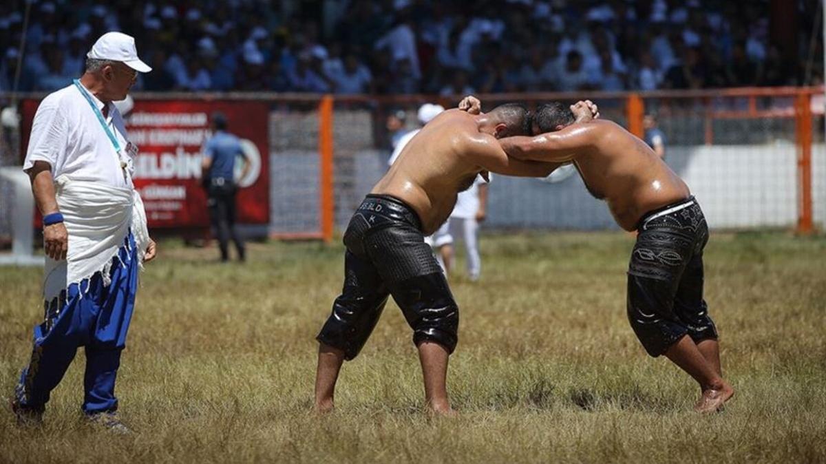 Tarihi Kırkpınar Yağlı Güreşleri'nin tarihleri belli oldu