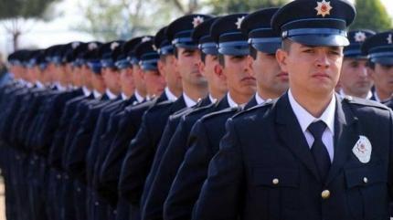 Polis Akademisi 8 bin polis alacak