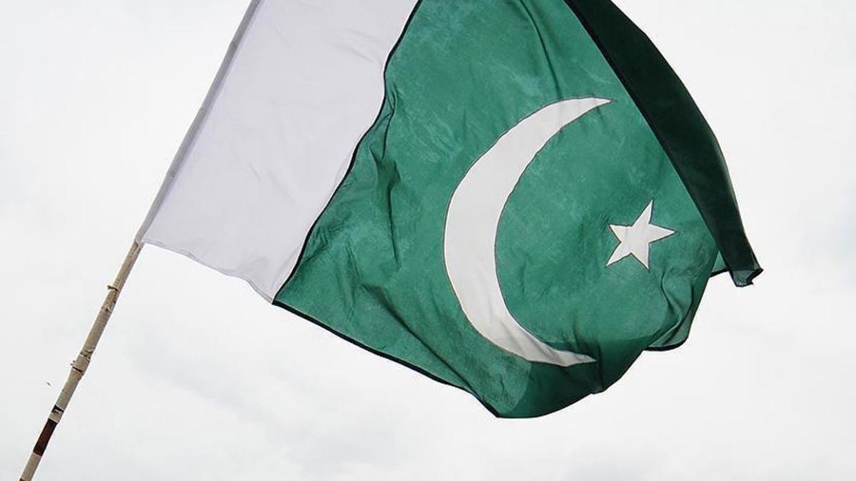 Pakistan'dan Filistin'e destek mesajı