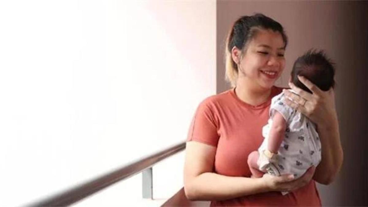Singapurlu bebek koronavirüs antikorlarına sahip olarak doğdu