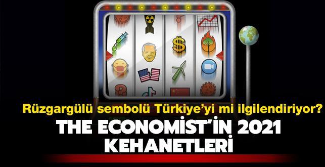The Economist'in 2021 kehanetleri: Rüzgârgülü sembolü Türkiye'yi mi ilgilendiriyor?