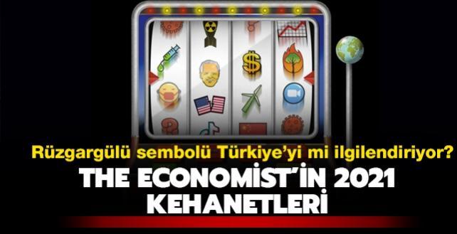 """The Economist'in 2021 kehanetleri: Rüzgârgülü sembolü Türkiye'yi mi ilgilendiriyor"""""""