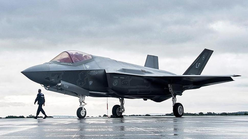 Doğu Akdeniz'de gerilimi tırmandıran adım... Yunanistan'ın F-35 talebine ABD'den yanıt geldi