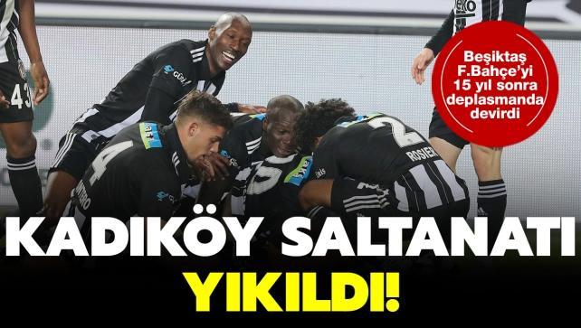 Kadıköy saltanatı yıkıldı! 3-4