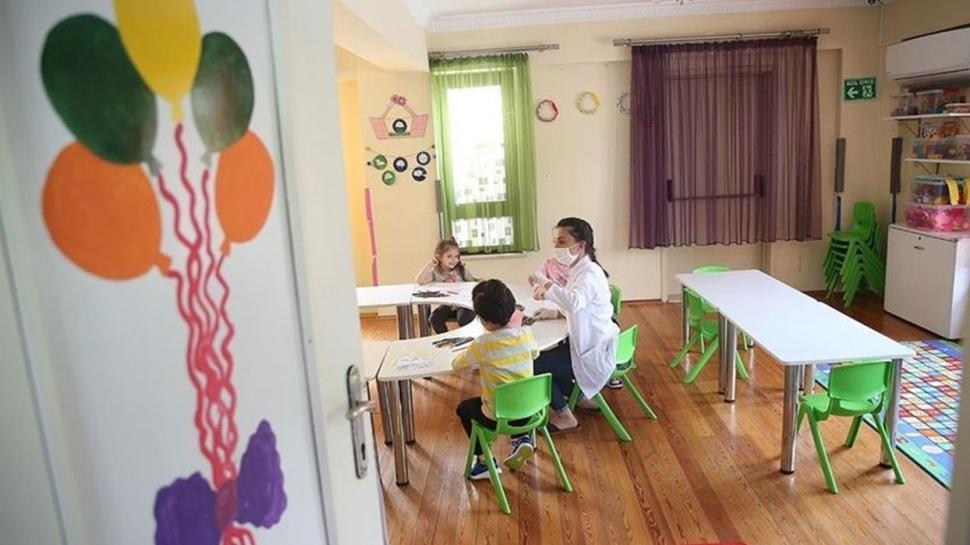 Mersin'de okul öncesi, uzaktan eğitim yapacak