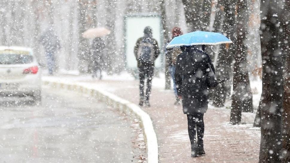 Meteoroloji bölge bölge duyurdu... Sağanak ve kar uyarısı
