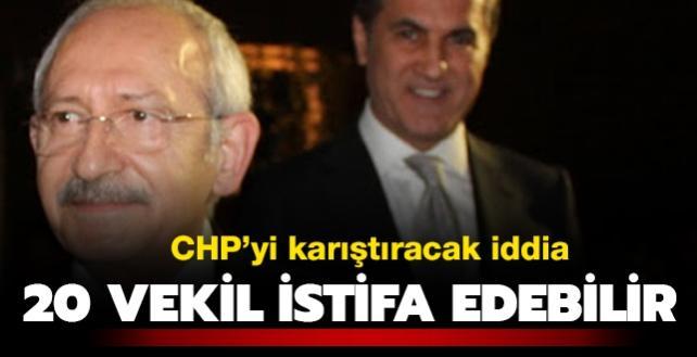 Mustafa Sarıgül yeni parti kuruyor: CHP'li 20 vekilin istifa edebileceği iddia edildi