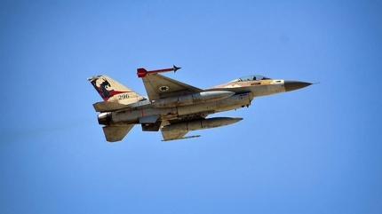 İsrail savaş uçaklarından Lübnan'a taciz