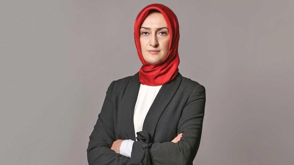 KADEM Başkanı Dr. Saliha Okur Gümrükçüoğlu: 'Cam tavanları' kadın girişimcilerle kıralım!