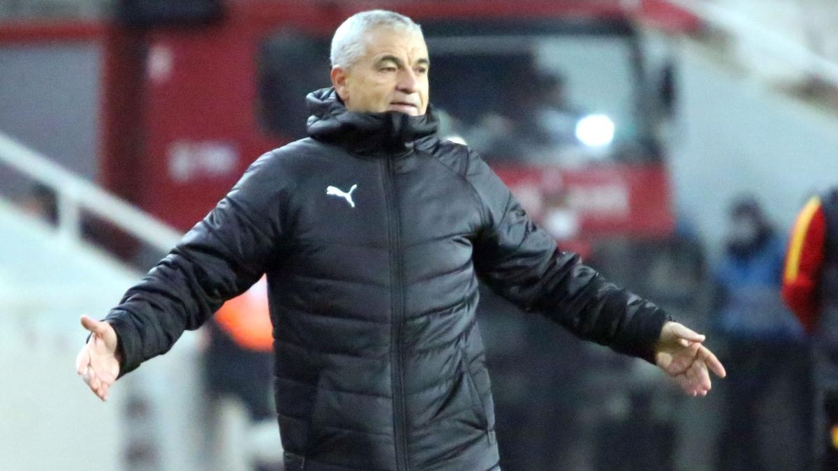 DG Sivasspor - Göztepe maçının ardından