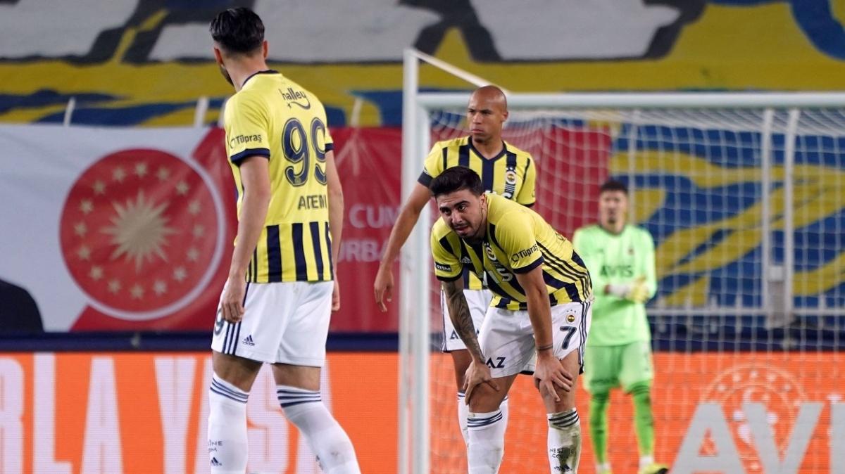 Fenerbahçe'de 27 yıl sonra bir ilk