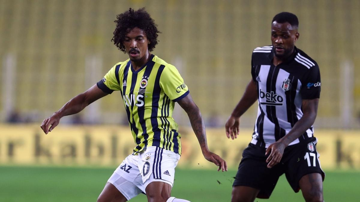 Fenerbahçe'ye bir kötü haber de Luiz Gustavo'dan