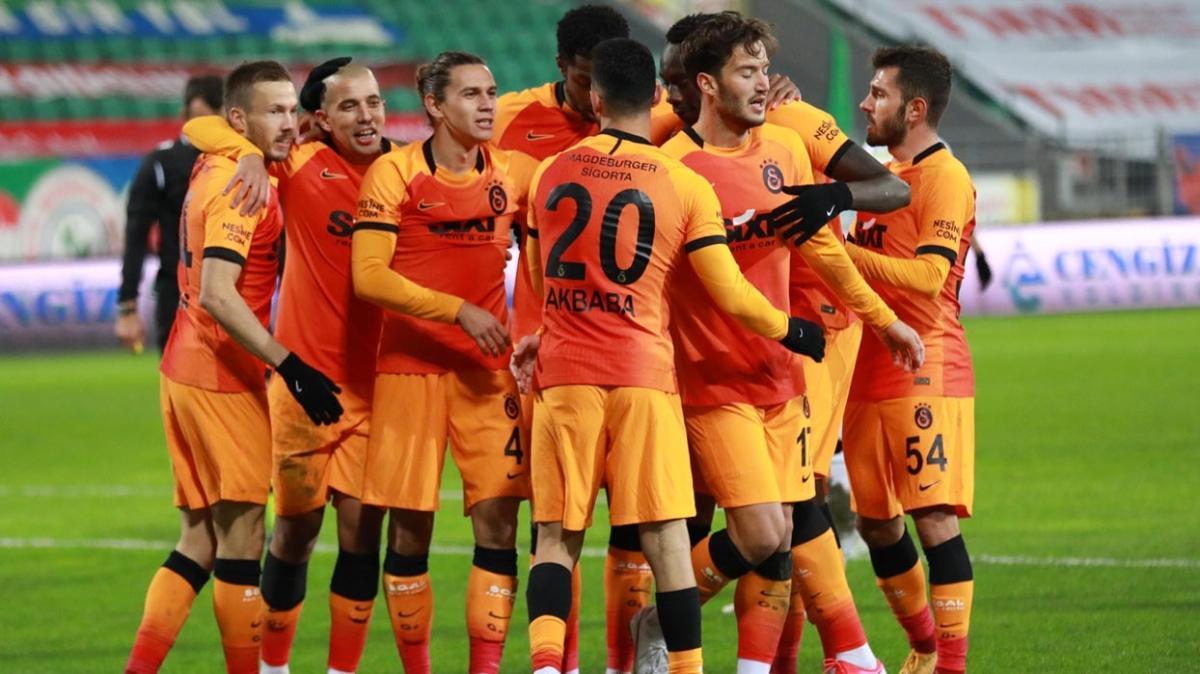 Galatasaray'ın Avrupa'daki tek rakibi Bayern Münih
