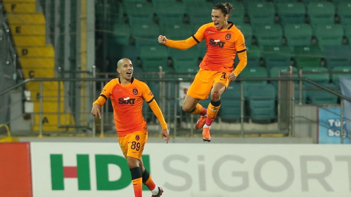 Galatasaray'ın parlayan yıldızı Taylan Antalyalı