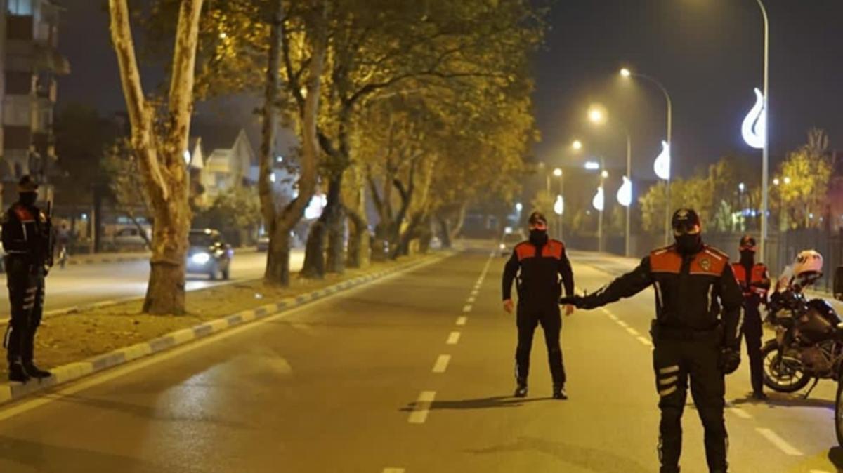 İçişleri Bakanlığı: Kısıtlamaya uymayan 12 bin 671 kişiye adli ya da idari işlem yapıldı