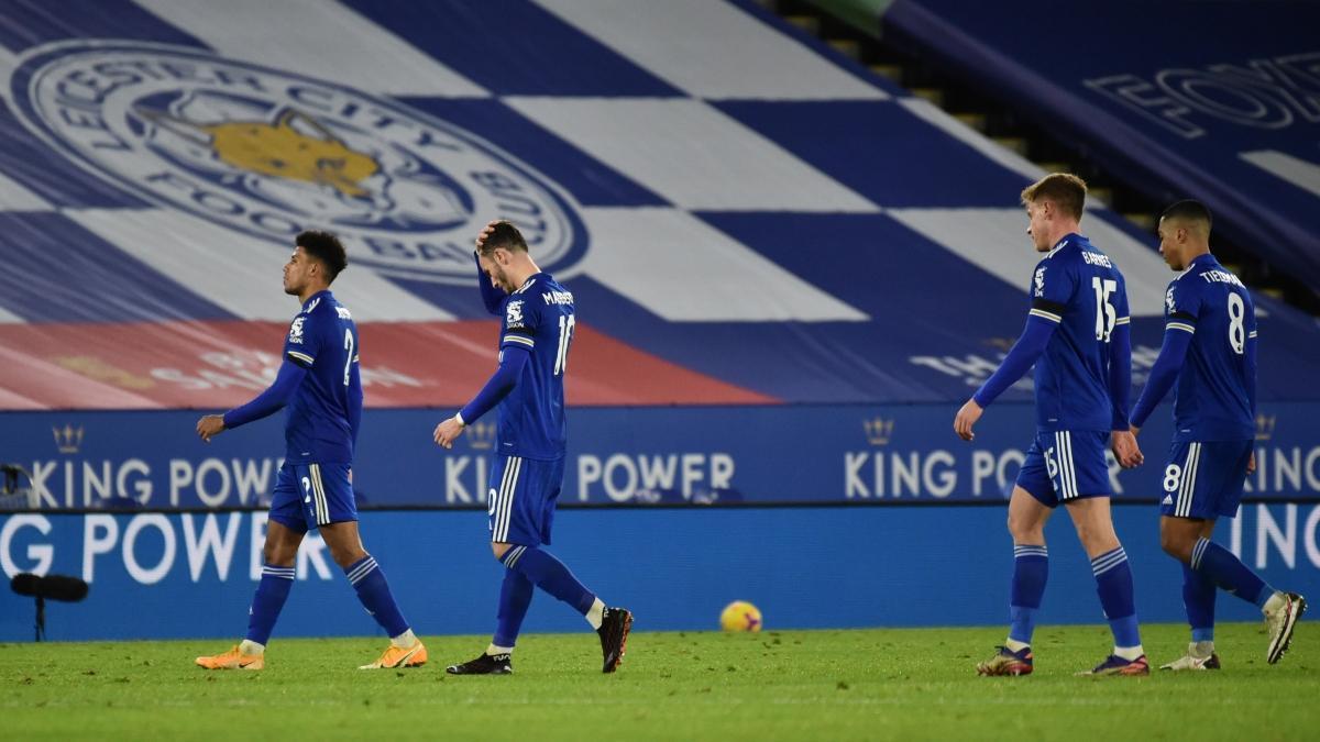Leicester'a Fulham sürprizi