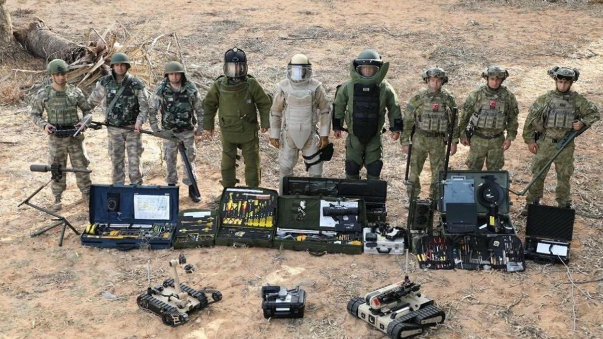 MSB duyurdu: Kardeş Azerbaycan Ordusu'na destek sağlamaya başladık