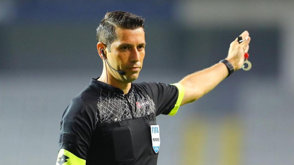 Şampiyonlar Ligi'ndeki Lokomotiv Moskova-Salzburg maçını Ali Palabıyık yönetecek