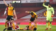 Wolves'un golcüsü Raul Jimenez'den haber var! Ameliyat edildi...