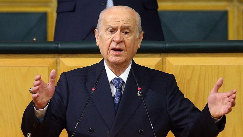 MHP lideri Bahçeli: Askere düşmanlık düşmana askerliktir