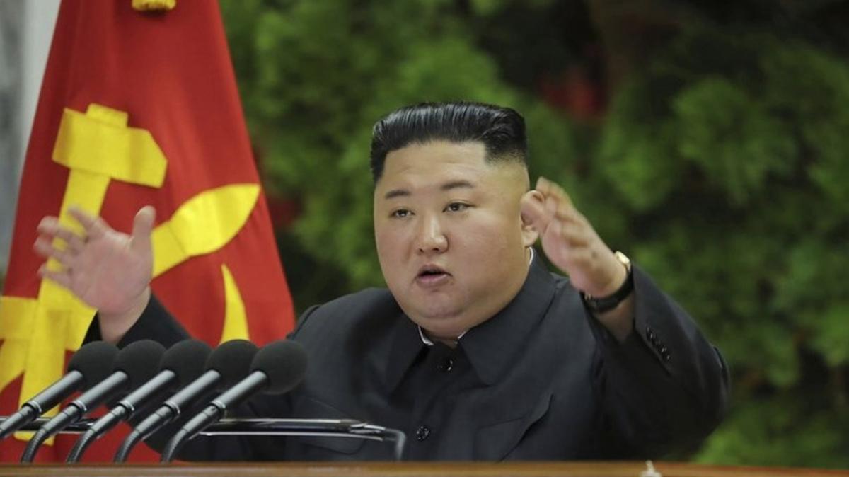 Kuzey Kore lideri Kim'e koronavirüs aşısı yapıldı