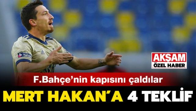 Fenerbahçeli yıldıza teklif yağıyor