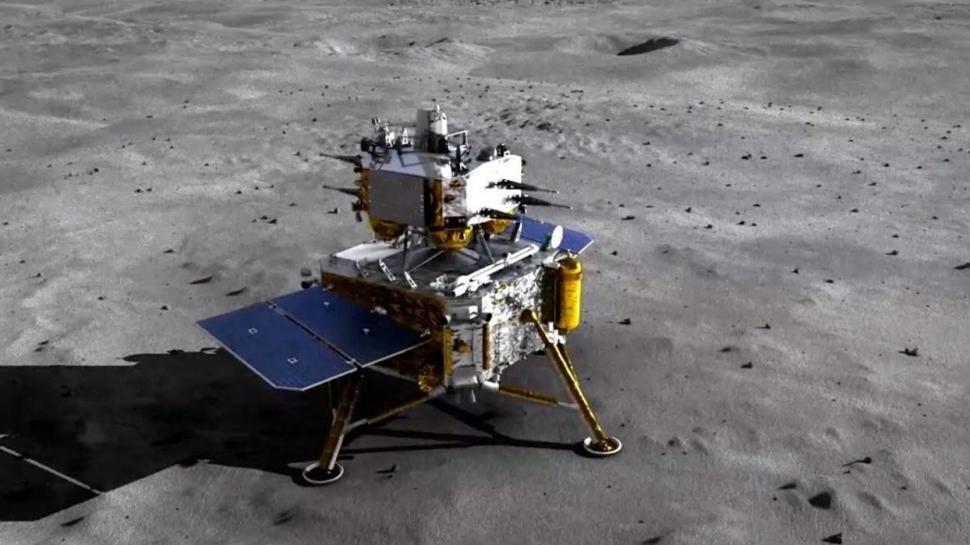 Bilinmeyen birçok noktayı aydınlatacak: Çin, Ay'dan örnek toplamayı başardı