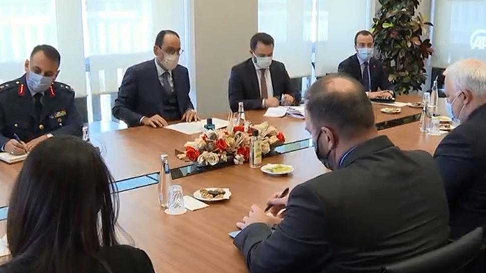 Cumhurbaşkanlığı Sözcüsü Kalın'dan kritik görüşme