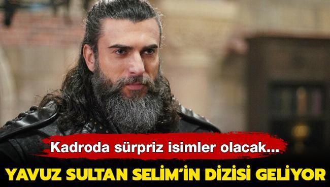 Diriliş Ertuğrul'un Turgut Alp'i Cengiz Coşkun 'Yavuz' oluyor! Yavuz Sultan Selim'in dizisi geliyor