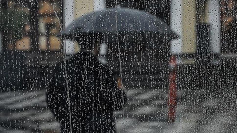 Meteoroloji saat verdi: Bu bölgelerde yağmur var