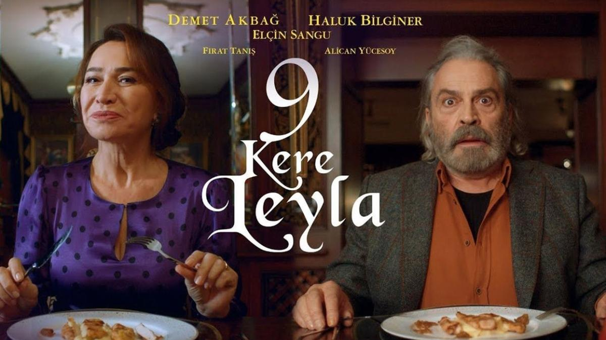 """Netflix 9 Kere Leyla filmi nerede çekildi"""" 9 Kere Leyla filminde kimler oynuyor"""""""
