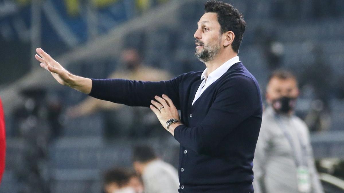 Fenerbahçe'de Erol Bulut değişim için düğmeye bastı