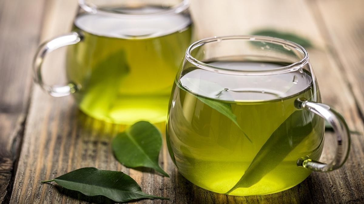 Günde 2 fincan yeşil çayla gelen şifa! Beyin sağlığına birebir