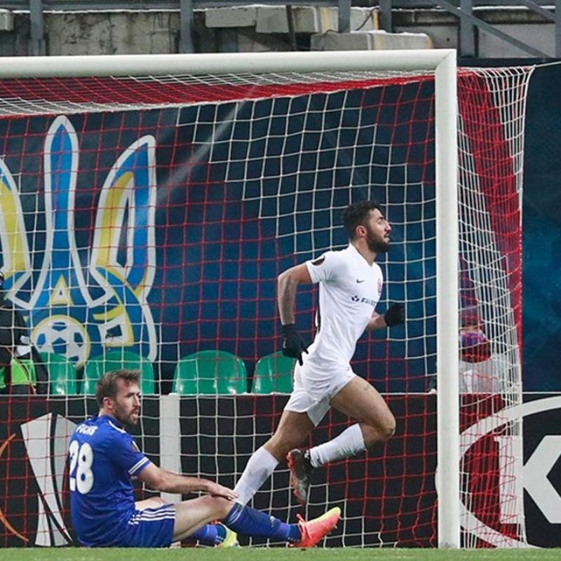 Allahyar Leicester City'i tek başına yıktı