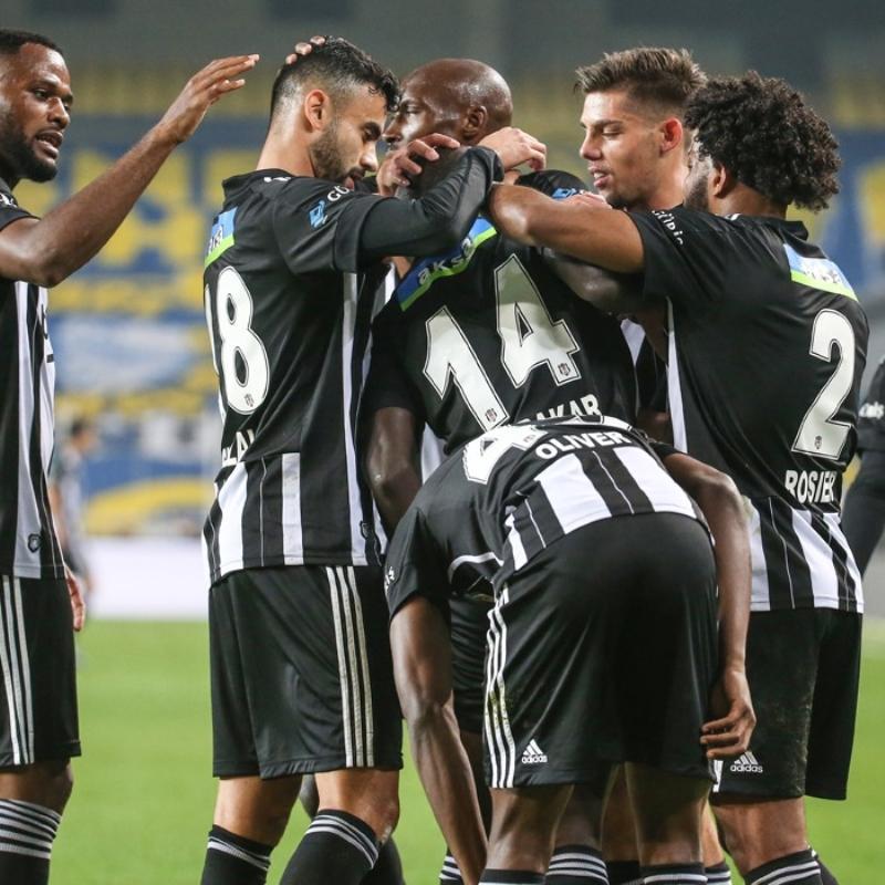 Beşiktaş'ın Kasımpaşa kadrosunda eksikler belli oldu